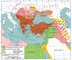 Israel Map 1948 Map Of The Ottoman Empire