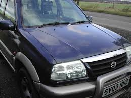 suzuki grand vitara 2 0 litre petrol 5 speed manual in perth