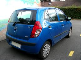 the old 2008 hyundai i10 the ideal small car justdrive there