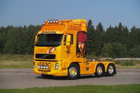 volvo truck photos volvo fh guldager