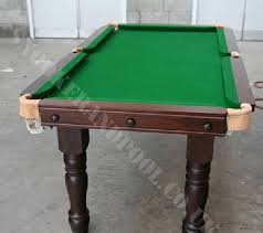 6 ft billiard table 6ft slate bed used snooker table snookerandpool co uk