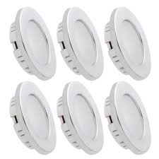 Cool Ceiling Lights by Amazon Com Dream Lighting Led Recessed Ceiling Light 3 5w Cool