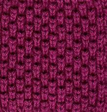 how to knit the bamboo stitch pattern knitting patterns stitch