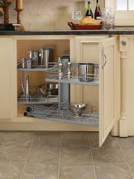 corner cabinet pull out shelf bells and whistles inserts to make your old kitchen cabinets more