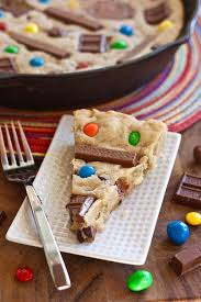 erica s sweet tooth skillet chocolate chip cookie pie