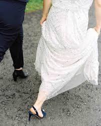 wedding shoes sydney sydney and s new york nuptials martha stewart