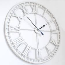 Giant Clocks by Oversized White Wall Clock Stunning Giant Ikea Crazy Using Large