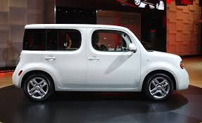 nissan cube reviews nissan cube price photos and specs car