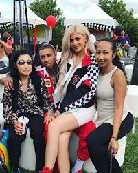blac chyna and tyga had two separate birthday parties for 4 year