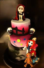Halloween Cakes Designs by 167 Best Cake Tim Burton Images On Pinterest Halloween Cakes