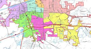 Alabama Time Zone Map by Tuscaloosa City Council Oks Reapportioned Council Districts Al Com