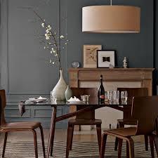 Fabric Drum Pendant Lights Drum Pendant Light Fabric Shade Black With Regard To Modern House