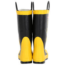 Firefighter Station Boots Canada by Portable Fire Fighting Boots Fireproof Waterproof Chemical Sales