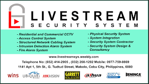 electronics electrical technician livestream security system