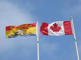 Flag Flying Etiquette Flag Of New Brunswick Wikipedia
