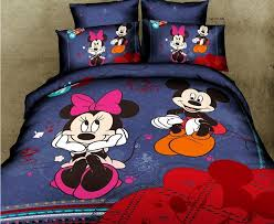 Mickey Mouse King Size Duvet Cover Mickey Mouse Duvet Set Disney Mickey Mouse Reversible Queen Bed
