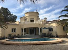 moraira casa stunning modern villa now with complimentary wi fi