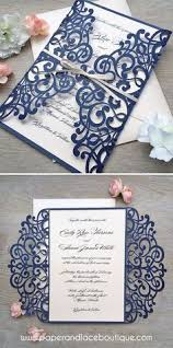 wedding invitations ideas rustic navy wedding invitation printable modern bohemian wedding