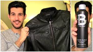 best mens leather motorcycle jacket march favorites barneys bed head ben sherman hbo show u0026 more