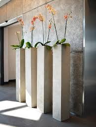 emejing modern planters indoor contemporary interior design