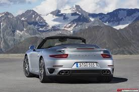 2014 porsche turbo 911 2014 porsche 911 turbo and turbo s cabrio confirmed for l a debut