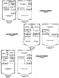 Home Floor Plan Kits by Surprising Idea Prow Home Floor Plans 11 Raise A Roof Chalet Log