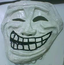 Troll Meme Mask - meme masks trollface by psycho stress on deviantart