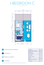 azure floor plan azure residence apartments at palm jumeirah