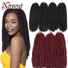 Infusions Hair Extensions by Wholesale Faux Locs Dreadlock Crochet Braids Hair Extensions
