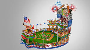 exclusive peek at new macy s thanksgiving day parade float