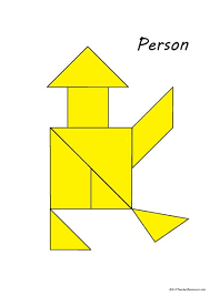 tangram puzzles printable tangram puzzles