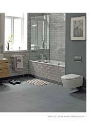 gray bathroom u0027perfect sanctuary u0027 retro metro holland park tiles