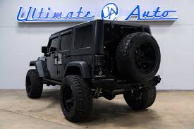 is a jeep wrangler worth it the murdered jeep wrangler rubicon rock is a favorite among