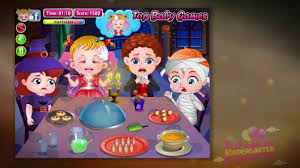 best free baby games baby hazel halloween party 2014 free
