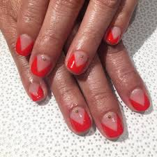 15 red nail art designs cute nail ideas for a red manicure