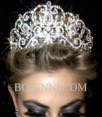 tiaras uk big wedding tiara 10cm crown designer boginni