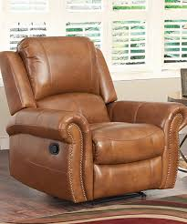 cognac leather reclining sofa take a look at this cognac theo leather recliner today homosassa
