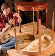 how to taper 4x4 table legs how to cut a tapered leg finewoodworking