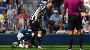 Seeking Newcastle Newcastle S Jonjo Shelvey Seeking Help To His Temper