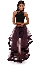 final sale gemma purple two piece dress final sale and finals