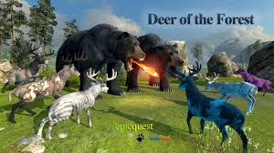 deer of the forest android apps on google play