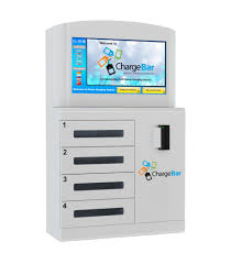phone charging stations kiosks and docks products chargebar