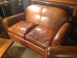 canap ancien cuir fauteuil cuir ancien leather chair leather furniture stock en ligne