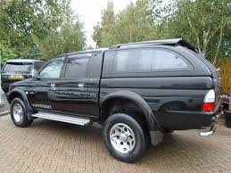 used 2004 mitsubishi l200 2 5 td warrior limited edition crewcab