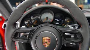 new porsche 911 2018 porsche 911 gt3 gets even more powerful for 2018
