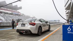 subaru white 2017 first drive test 2017 subaru brz top speed youtube