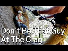 The Rock Gym Memes - a guide to outdoor rock climbing etiquette adventure sports network