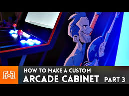 Turn A Coffee Table Into An Awesome Two Player Arcade Cabinet by 12 Ways To Build Your Own Retro Game Machine