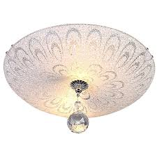 flush mount ceiling lights with glass shade bedroom ceiling lights