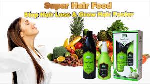 Best Product Hair Loss How To Stop Hair Loss Super Hair Food Hair Loss Shampoo Youtube